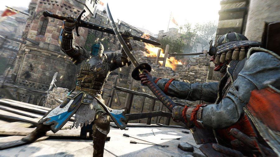 For Honor - Bom tấn chặt chém 'cực phê' của Ubisoft cho tải miễn phí hôm nay