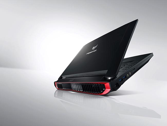 Chiêm ngưỡng bộ siêu phẩm chơi game mới của Acer