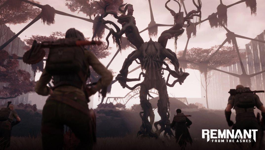 Remnant: From the Ashes - tân binh bắn súng từ Perfect World