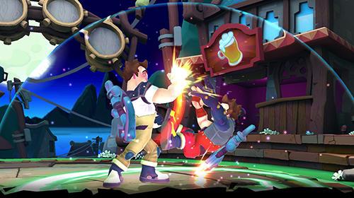 """Smash Supreme – tựa game giải trí """"đấm đá"""" vui nhộn cực dễ nghiện"""