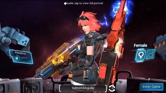 Future Strike – tân binh nhập vai bắn súng độc lạ cực thú vị vừa đổ bộ