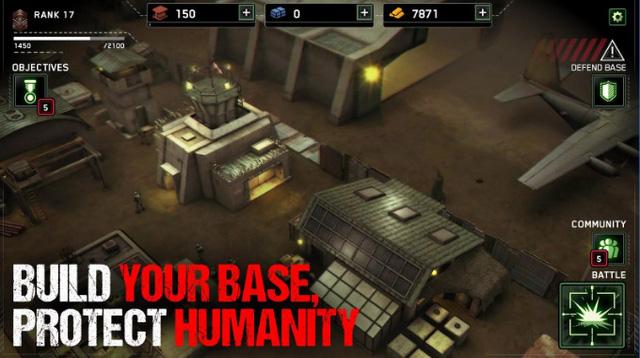 "Zombie Gunship Survival – game bắn Zombie ""chuẩn"" Call of Duty"