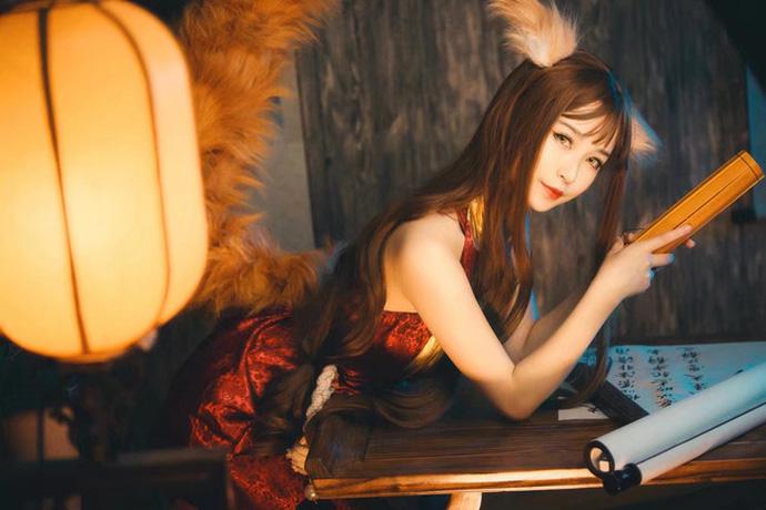 Bỏng mắt với cosplay nàng Hồ ly Đắc Kỷ cực quyến rũ