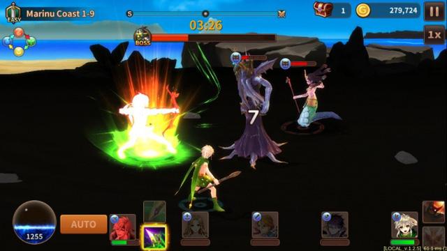 Battle of Souls – hé lộ tân binh RPG hấp dẫn sắp ra mắt game thủ Việt
