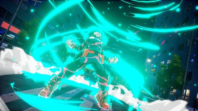 """""""Học Viện Anh Hùng"""" My Hero Academia trở lại với phiên bản game"""
