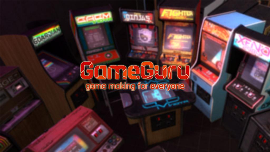 Tự sáng tạo game của riêng mình với phần mềm GameGuru đang được miễn phí trên Steam