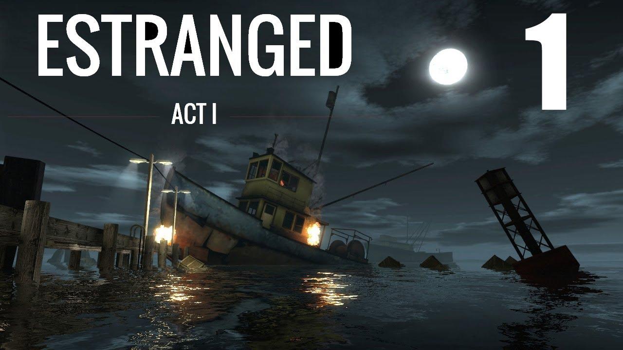 Nhận ngay bộ đôi game phiên lưu kinh dị Estranged: Act I và II đang miễn phí trên Steam