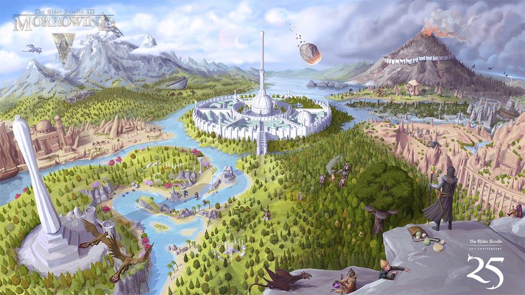 Tải ngay The Elder Scrolls III: Morrowind trị giá 15.99 USD đang miễn phí thời gian ngắn