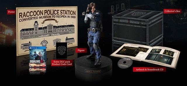 Capcom ra mắt bàn phím cơ Resident Evil 2 giá 900 USD