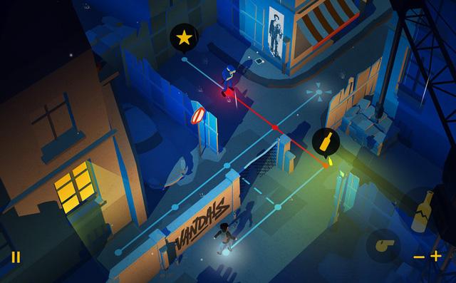 Vandals - Game mobile độc đáo cho người chơi
