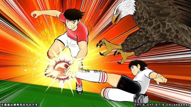 Huyền thoại Captain Tsubasa ấn định thời gian 'hồi sinh' trên di động