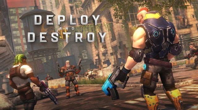 Top game mobile miễn phí cực hay vừa ra mắt