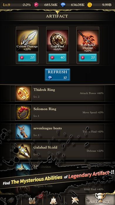 Infinity Alive – game nhập vai hành động phong cách Diablo cực độc đáo