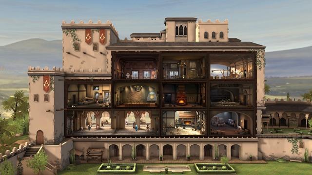 Assassin's Creed Rebellion tung trailer mới ấn định cập bến 21/11 sắp tới