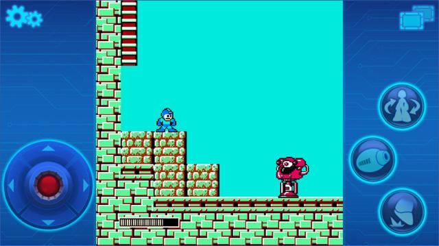 """6 phiên bản của siêu phẩm Mega Man - """"Con bò sữa"""" đã có mặt trên Play Store"""