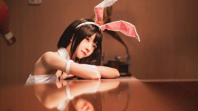 Chết mê với cosplay Bunny Thỏ Ngọc cực đáng yêu