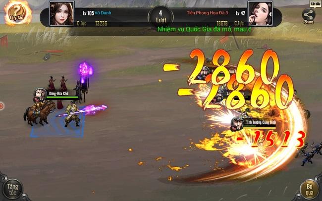 Đã có thể tải trước Bom tấn Tam Quốc Truyền Kỳ Mobile - Tượng đài game chiến thuật sẽ ra mắt vào 16/01/2018