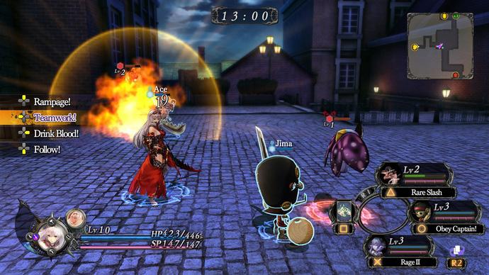 Night of Azure 2 chính thức ấn định ngày ra mắt phiên bản tiếng Anh
