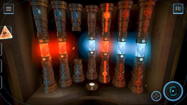 Returner 77 - Game giải đố 3D giả tưởng hàng độc cho Mobile