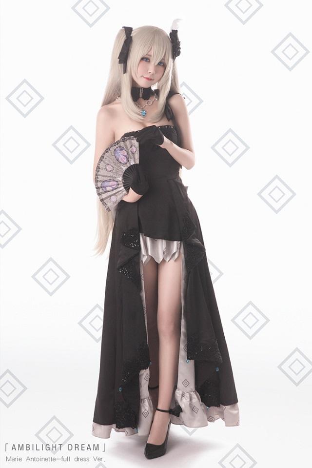 Mê mẩn nàng Marie Antoinette cực quyến rũ trong Fate/Grand Order