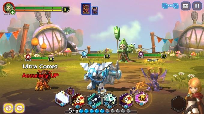 Skylanders™ Ring of Heroes vừa bất ngờ mở cửa Closed Beta