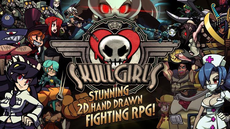 Skullgirls - Bom tấn game đối kháng cực máu lửa vừa đổ bổ mobile
