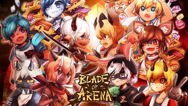 """Blade of Arena - hé lộ game MOBA """"lai"""" Battle Royale cực độc đáo"""