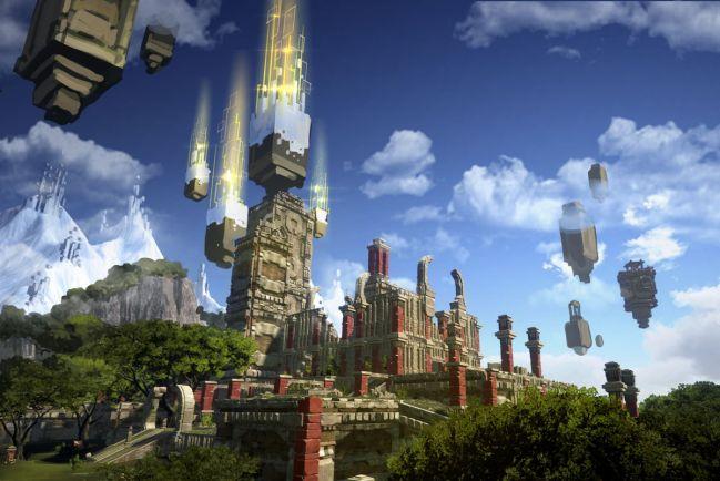 Bom tấn Skyforge cũng rục rịch chạy theo trào lưu sinh tồn