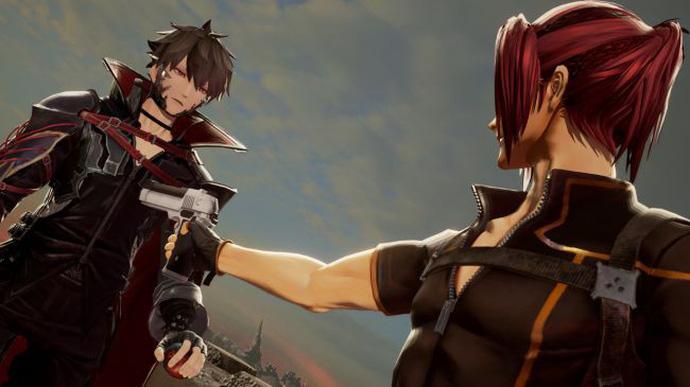 Bom tấn RPG chặt chém cực khủng Code Vein hé lộ trailer gameplay mới
