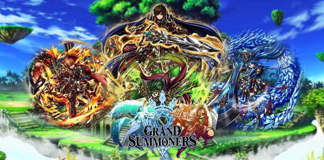 Grand Summoners - JRPG đồ hoạ Final Fantasy cực chất vừa đổ bộ mobile