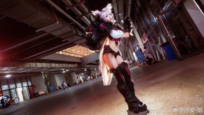 Mê mẩn bộ ảnh cosplay cực quyến rũ đãi mắt game thủ dịp cuối tuần