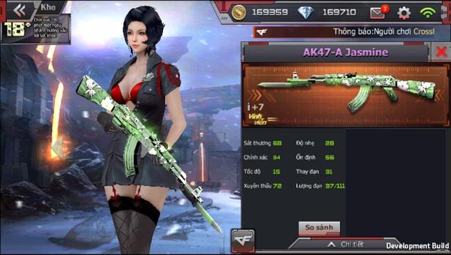 Crossfire Legends sẽ có chế độ solo 1vs1 cùng nhiều vũ khí mới cực xịn