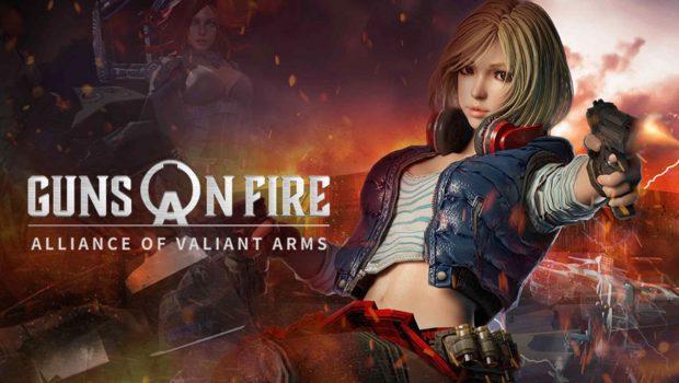 A.V.A: Guns on Fire – Game mobile bắn súng đặc sắc sắp ra mắt từ Hàn Quốc