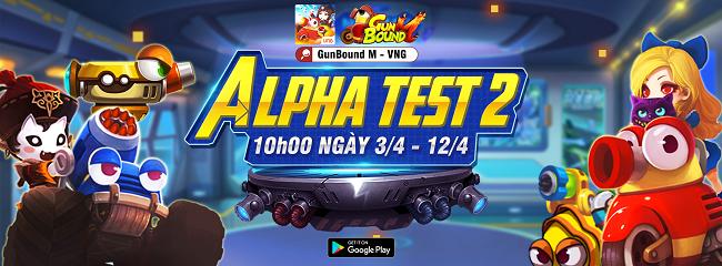 Những khác biệt của GunBound M ở Alpha Test 2