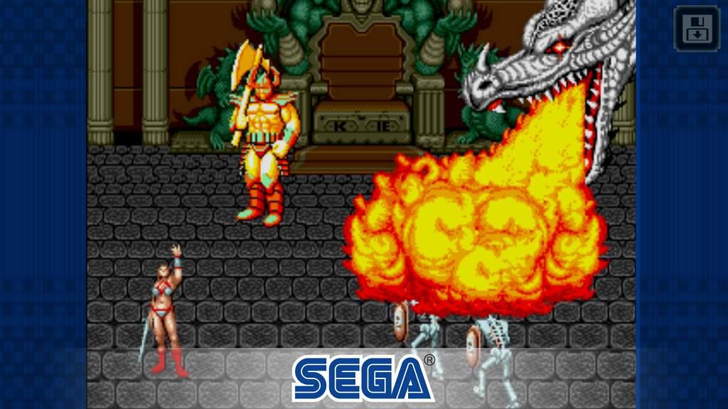 Golden Axe Classic – tiếp tục xuất hiện tựa game cổ điển từ SEGA