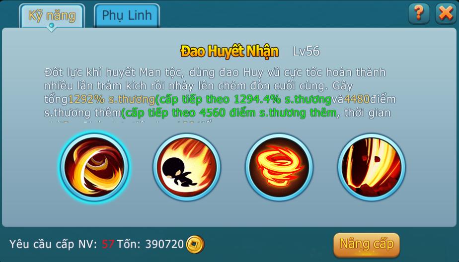 Ảo Mộng Giang Hồ lộ hình ảnh Việt hóa đầu tiên