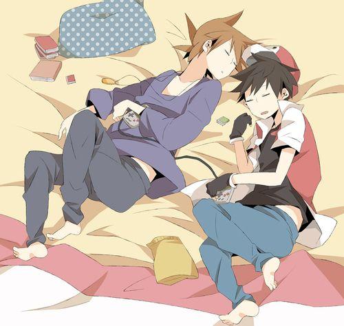 Sự thật bất ngờ về mối quan hệ giữa Ash và Gary trong Pokemon