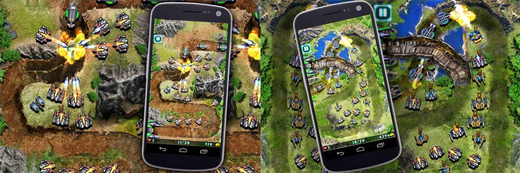 Những tựa game Android đang được miễn phí thời gian ngắn cực hấp dẫn