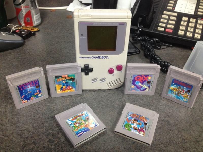 Câu chuyện bí mật đằng sau thiết bị chơi game huyền thoại Game Boy được phơi bày