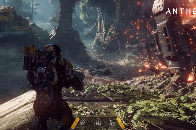 Anthem sẽ cho ra mắt phiên bản chơi thử nghiệm ngay đầu 2019