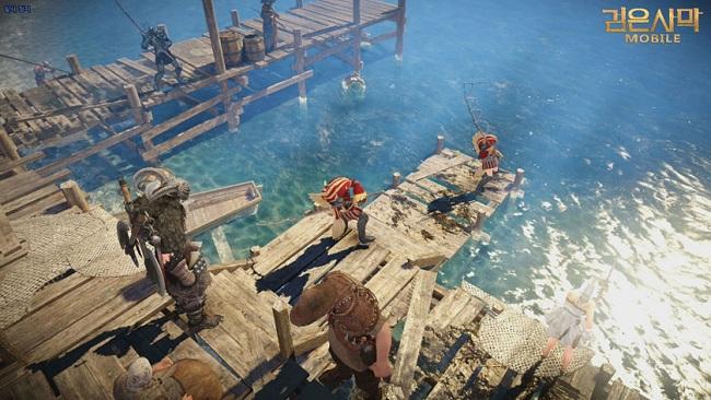 Thêm chi tết về Black Desert Mobile – Game sẽ ra mắt vào cuối năm