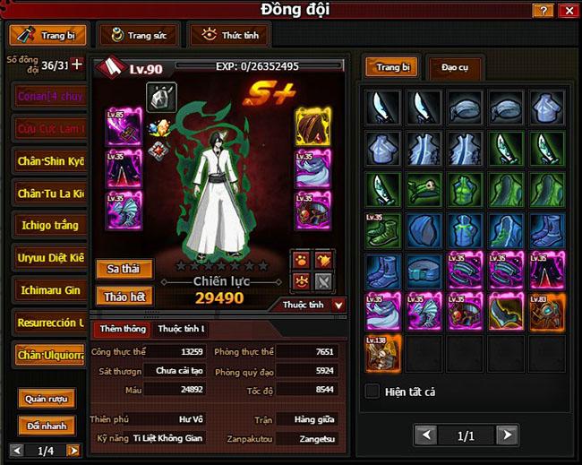 Vì sao Bleach Online là tựa game có lối chơi kết hợp hoàn hảo giữa MOBA và SLG?
