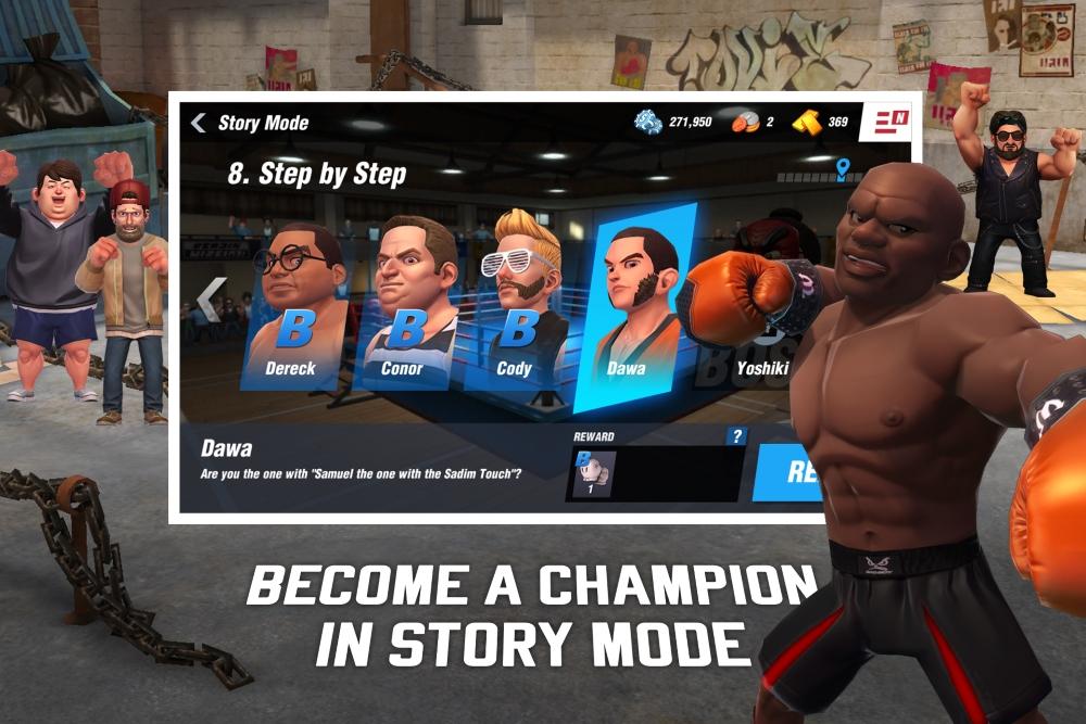 Boxing Star - Game đấm bốc vui nhộn cực hấp dẫn trên mobile