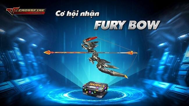 Crossfire Legends tung hàng loạt sự kiện hot nhân dịp 20/11