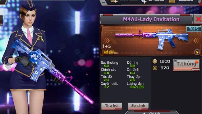 Lady Invitational – Giải đấu Crossfire Legends cho nữ đã xuất hiện