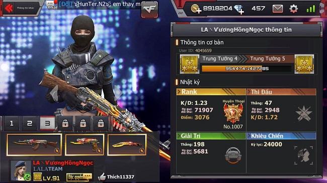 Hot girl CrossFire Legends đốn tim các xạ thủ không chỉ vì chơi game hay mà còn rất xinh xắn