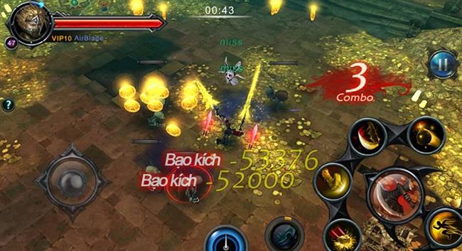 Cabal Mobile sắp ra mắt tại Việt Nam