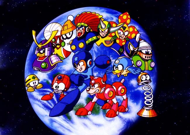 Capcom đang nỗ lực để đưa Mega Man và Monster Hunter lên di động