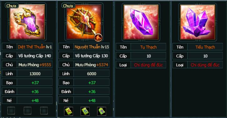 Liên Kiếm Chiêu Thư chính thức xuất hiện ở webgame Ngoạ Long