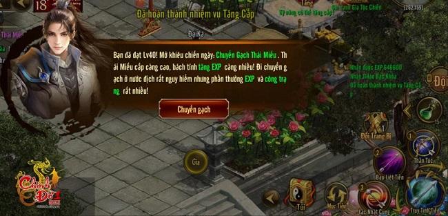 Huyền thoại Chinh Đồ tái xuất trên mobile ngay cuối tháng này